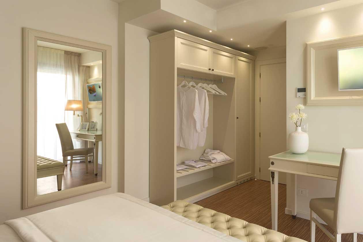 Arredamento Hotel di ispirazione vintage