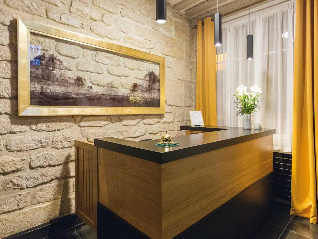 Ristutturazione Hotel Parigi