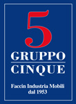 Gruppo 5 | Custom-made furnishings for Hotels, contract sector and homes