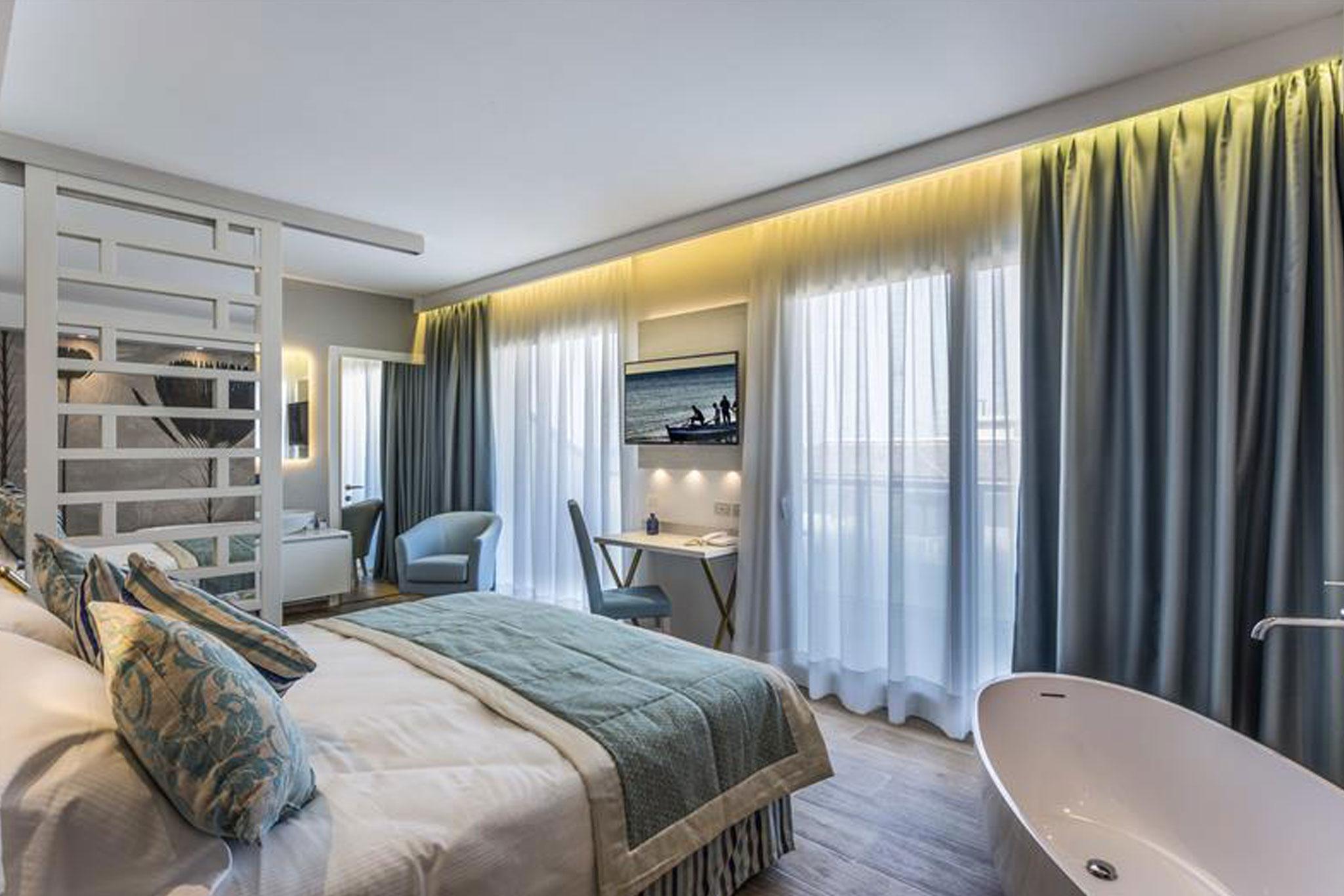 Produzione Arredo Hotel mare