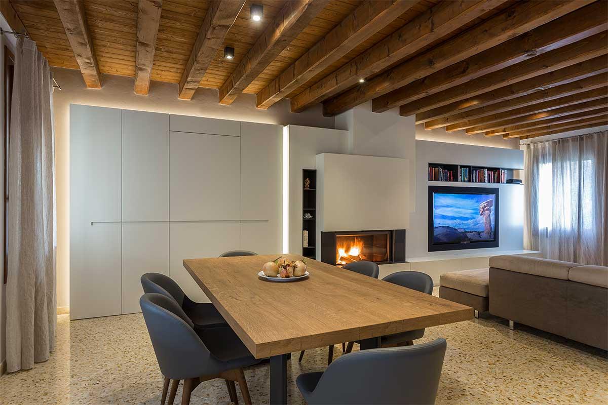 Progetto living 67 gruppo 5 arredamento hotel contract casa - Gruppo 5 cucine ...