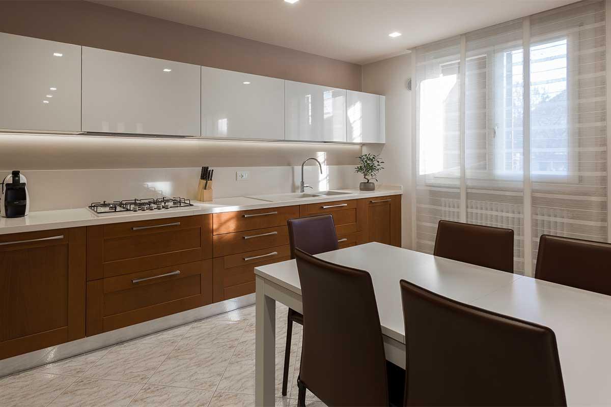 Progetto Living 46 A | Gruppo 5 Arredamento Hotel Contract Casa
