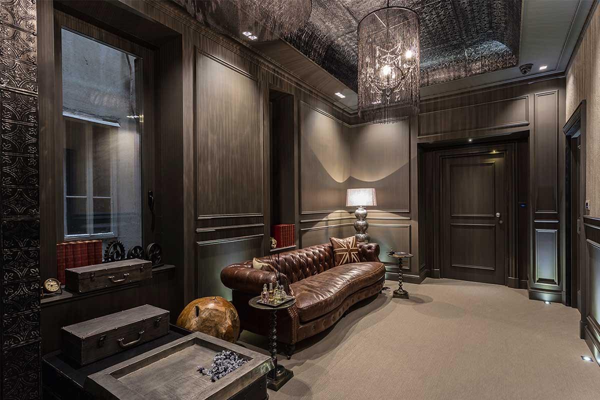 hall hotel di lusso