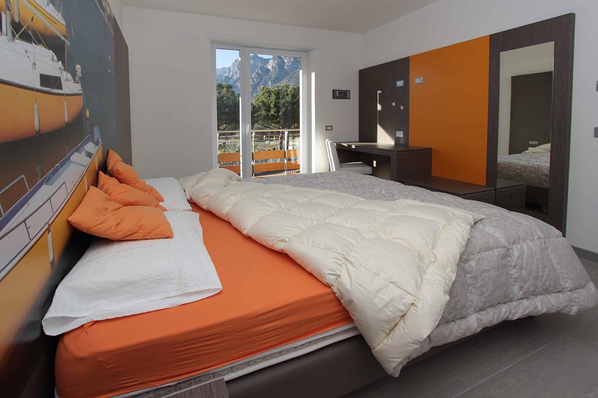 appartamento con arredi personalizzati