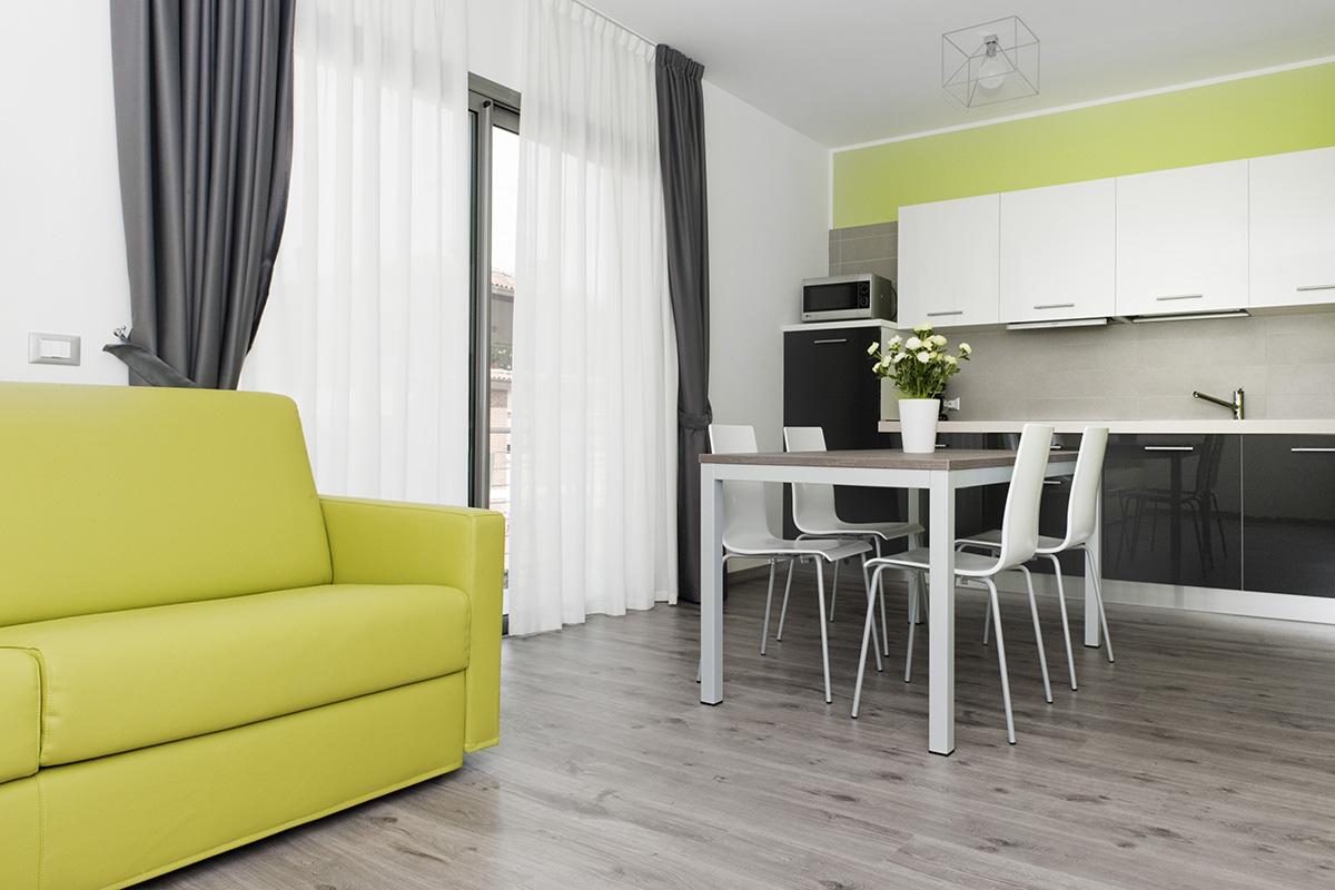 arredamento appartamenti vacanze
