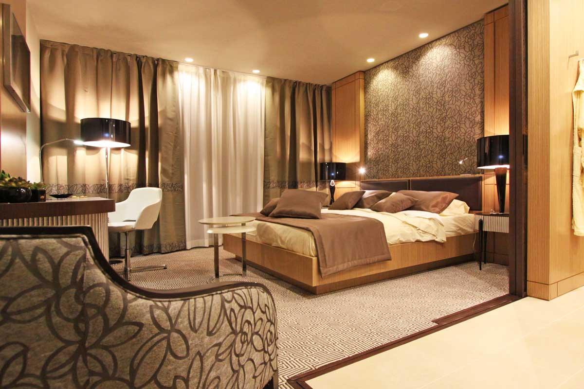 camera hotel di design