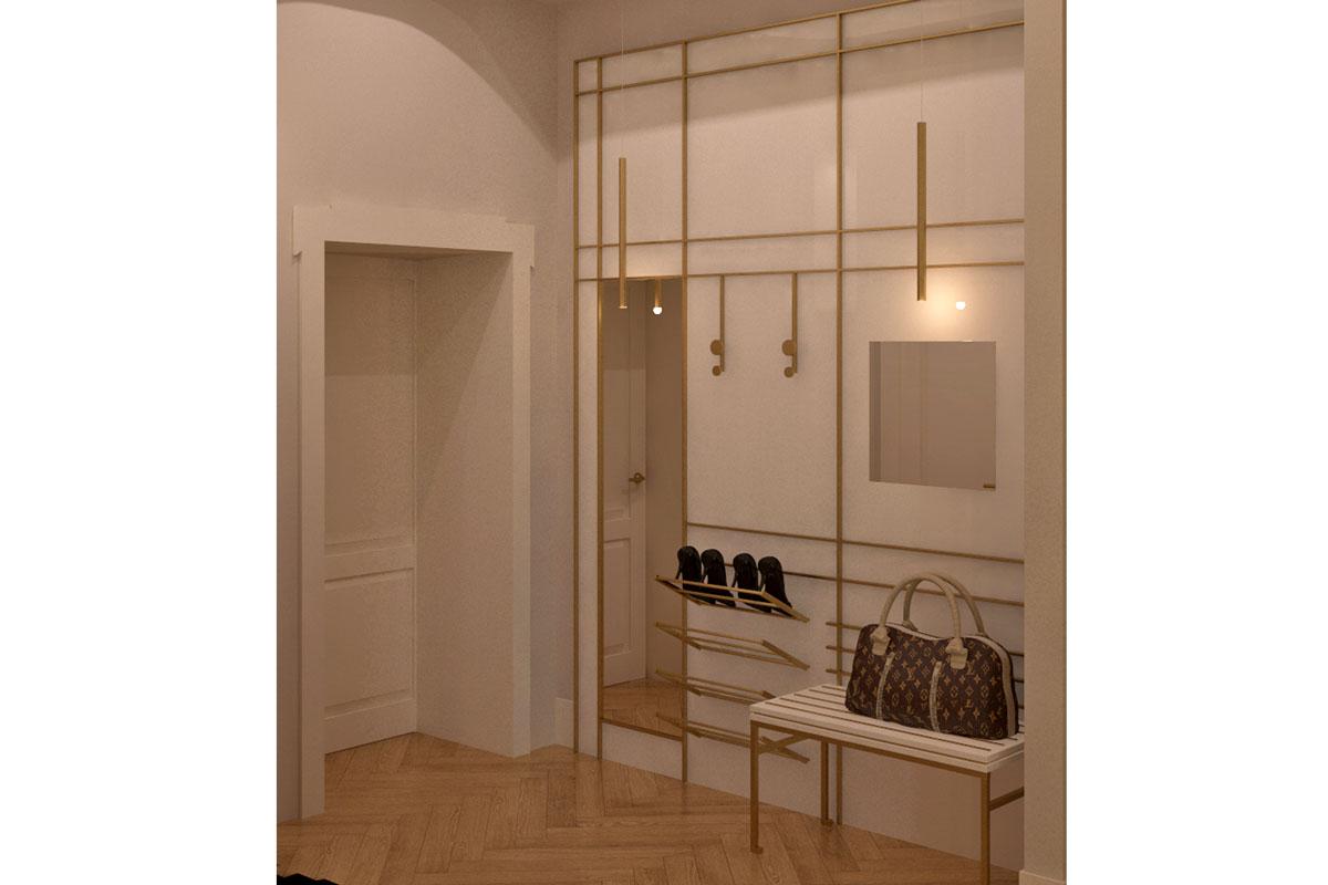 3D arredamento hotel