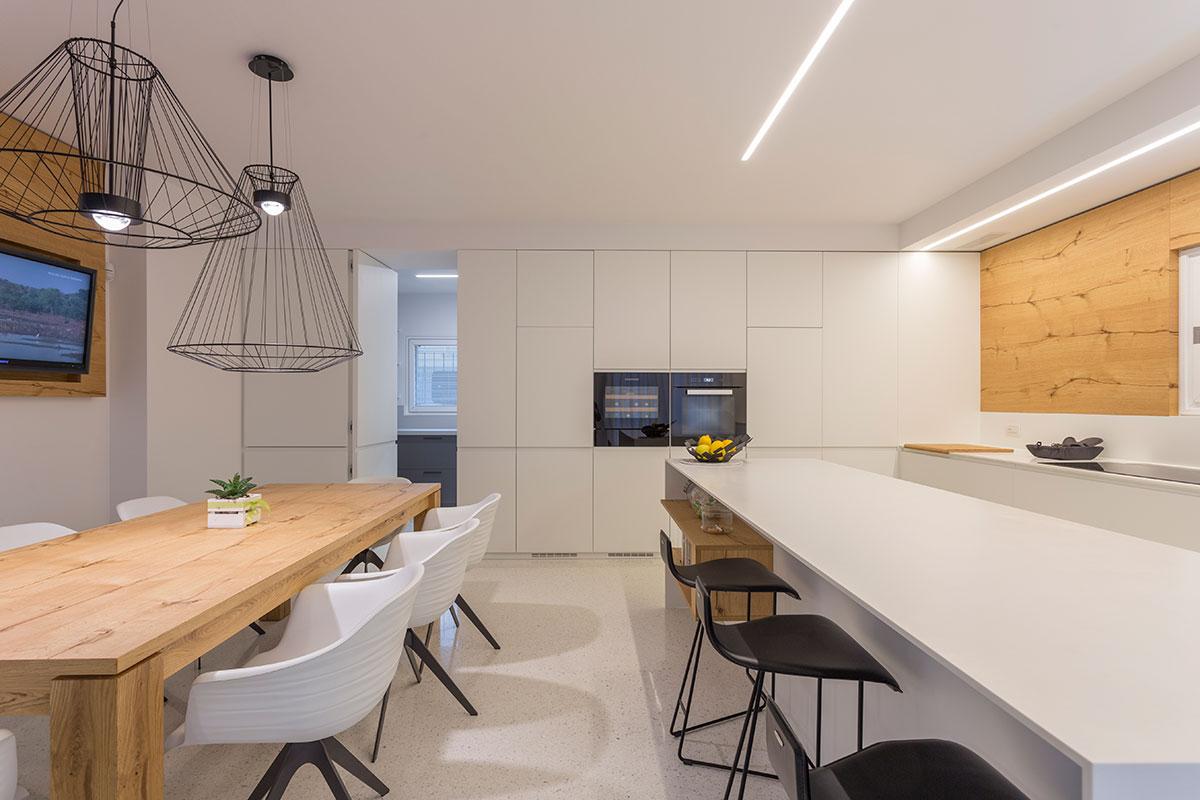 arredamento villa openspace