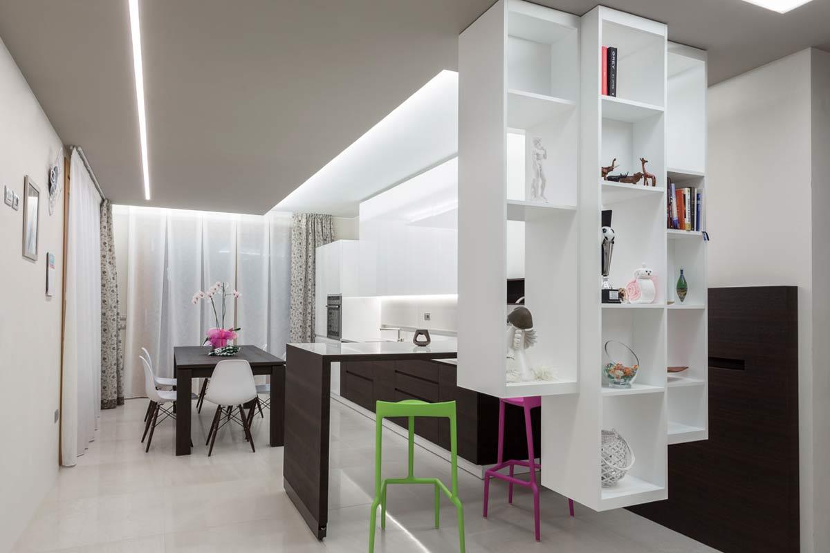 Progetto Living 49 | Gruppo 5 Arredamento Hotel Contract Casa