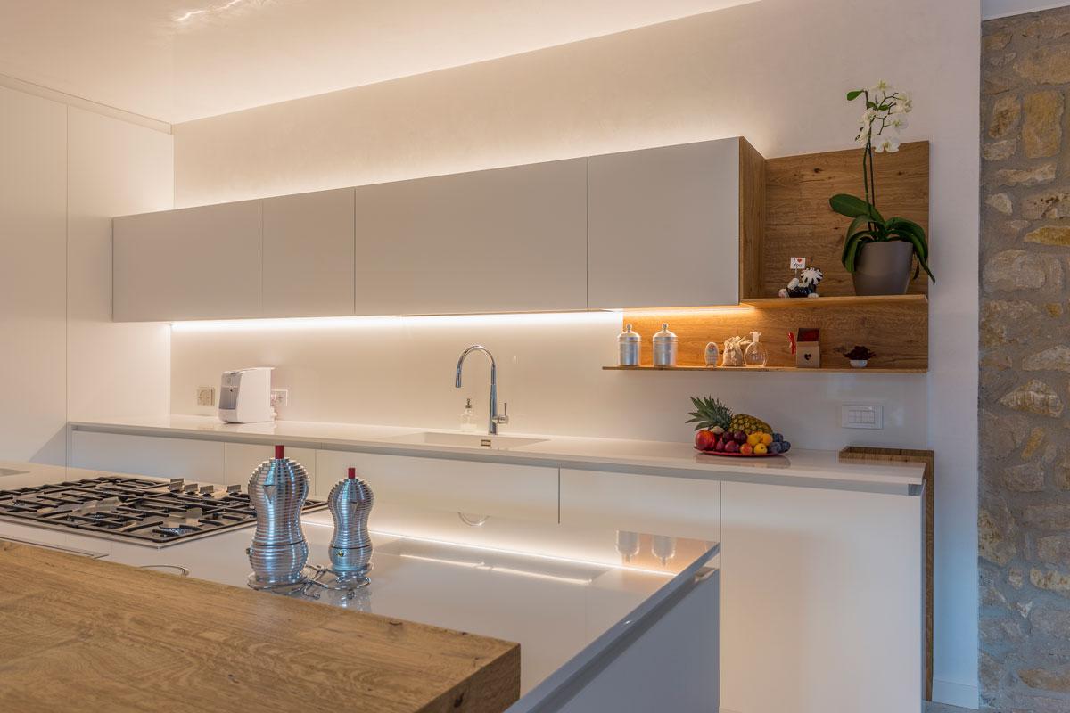 cucina moderna funzionale