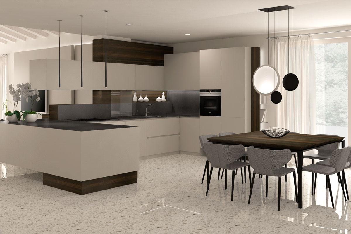 3d casa moderna
