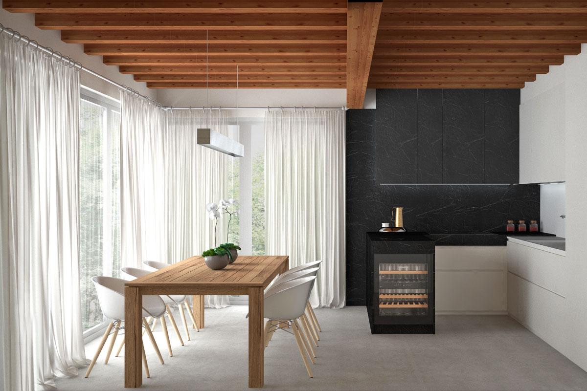 render casa moderna