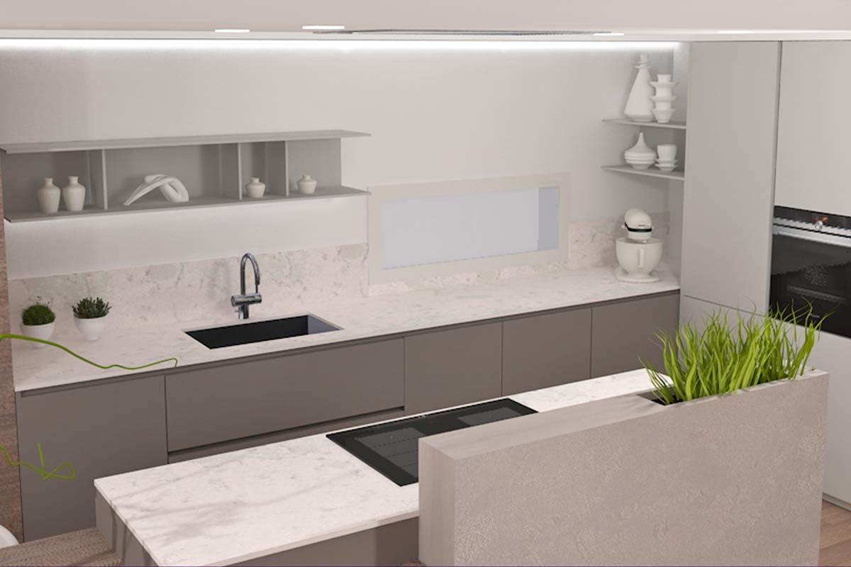 Arredamento Casa Moderno virtual design 10 | gruppo 5 | custom-made furnishings for