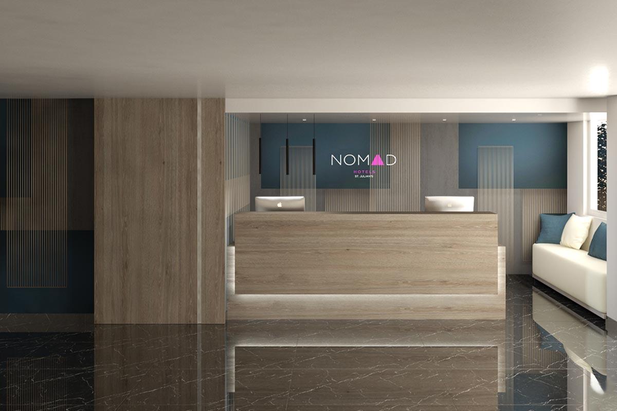 arredamento-nomad-aparthotel-malta-reception-1