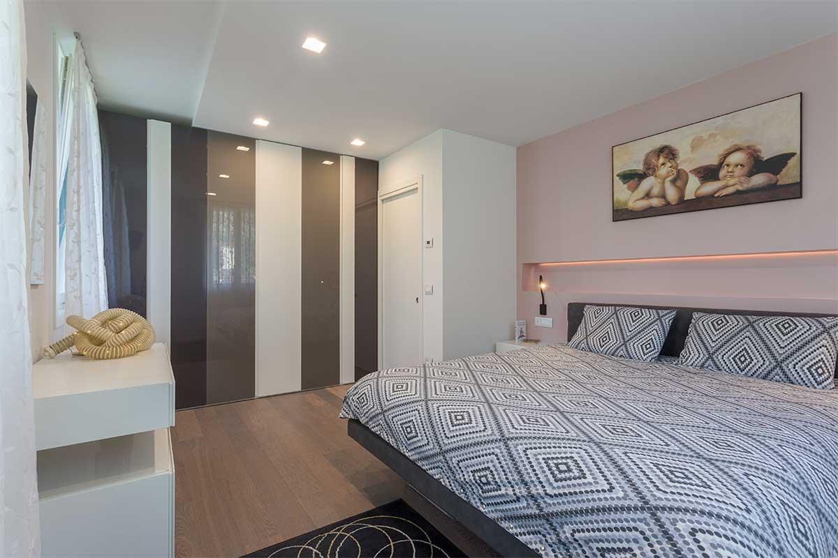 Design Arredamento Camera Da Letto.Bedrooms Bespoke Furniture Gruppo 5 Made In Italy Design